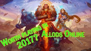 Worth playing in 2017? Allods Online MMORPG