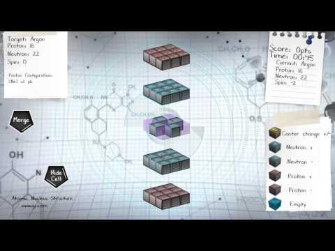 How to Build Argon Nucleus Ar-40