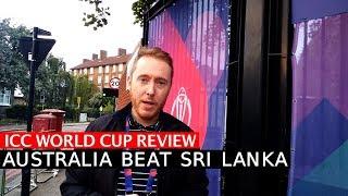 Finch, Starc shine as Australia beat Sri Lanka to go on top
