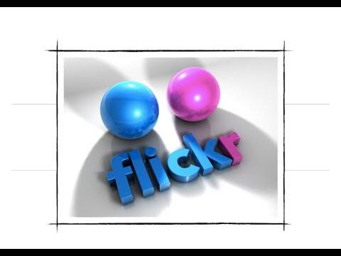 Que es y como funciona FLICKR - DYMwebinars - YouTube