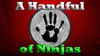 a handful of ninjas marvel strike force