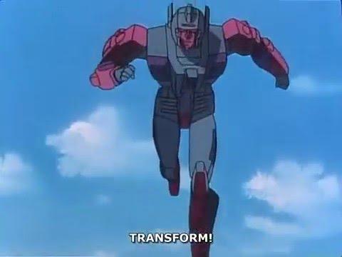 Трансформеры  Войны Великой Силы-Возвращение Десептиконов 1 серия