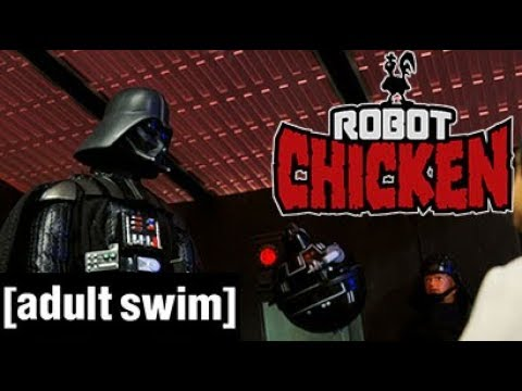Dr. Ball MD. | Robot Chicken Star Wars Special | Adult Swim De