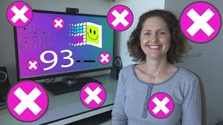 mum tries out windows 93 parody operating system