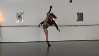 Chandelier (Sia) - contemporary dance choreo