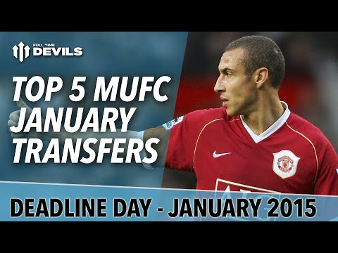 Top 5 Manchester United January Deadline Day Transfers - Full Time Devils - 동영상