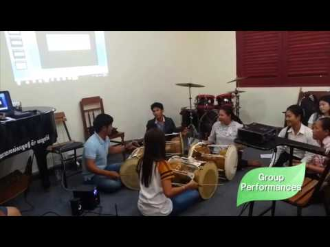 Multicultural Music Education Class at Royal University of Fine Art