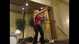 NJJS 43rd Pee Wee Russell Memorial Stomp 2012 - Hula Hoop & Hot Jazz - Emily Asher