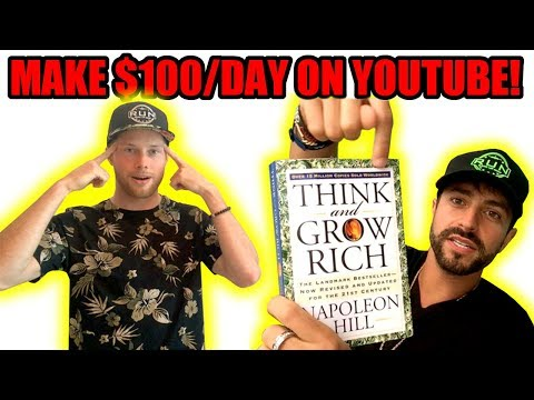 HOW TO MAKE $100 A DAY ON YOUTUBE WITHOUT ANY SUBSCRIBERS