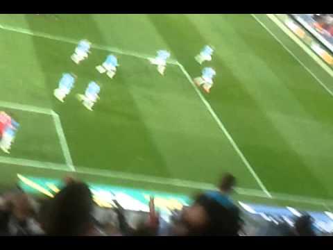 Gol Duda Málaga 3-2 Sevilla Temp. 13/14