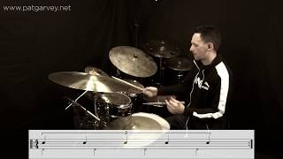 One Minute Lesson 4: #Polyrhythms: 5 over 4 Part One