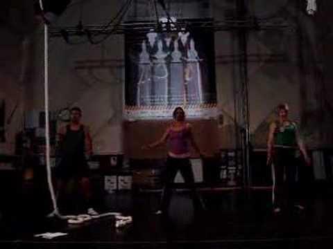 Elephant Foot Rehearsal