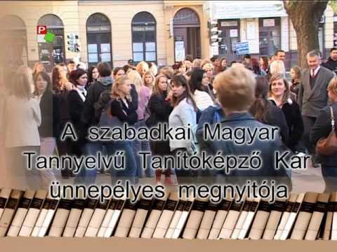 Katedra – 230 éves a szabadkai magyar tanítóképzés 4. rész