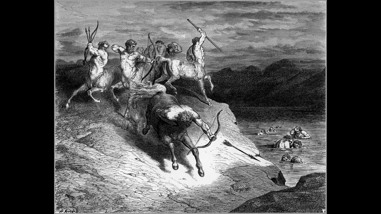 The violence of dantes inferno essay