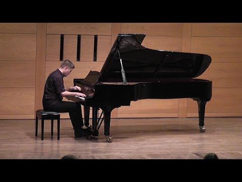 Mussorgsky - Promenade & Gnomus (Lars David Kellner)