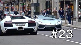 London Supercar Insanity #23 - Ferrari 250 Lusso, Blue Enzo, Armytrix Gallardo + More!