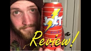 JOLT Cola Review!