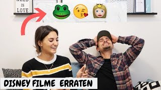 DISNEY FILME  mit EMOJI ERRATEN - TBATB
