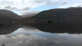 A Ship Called Dignity - Loch Lomond October 2015