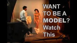 Want To Be A Model? This is for you. Ecommerce Modeling story PART 1