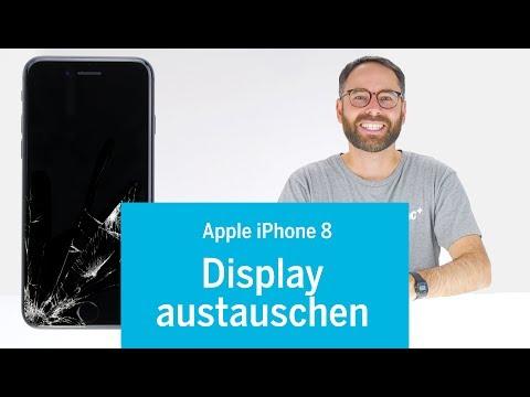 IPhone 8 – Display Tauschen [Reparaturanleitung]