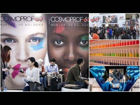 Видео обзор выставки Cosmoprof Worldwide Bologna 2017 (Италия)