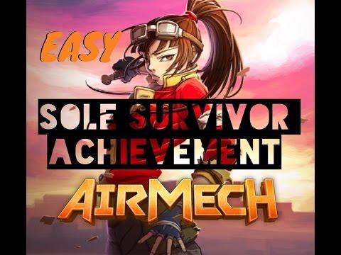 AirMech Arena, xbox 360, Sole Survivor Achievement with Commentary