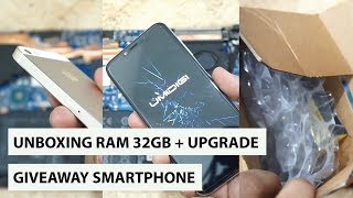 Unboxing RAM 32GB & Giveaway HP | Upgrade performa Gaming