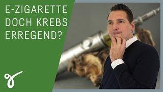 E Zigarette: Nach neuer Studie nun doch krebserregend?   Gerne Gesund