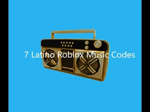 Youtube Roblox Codes Song 7 Latino Roblox Music Codes All Brand New Remaster Youtube