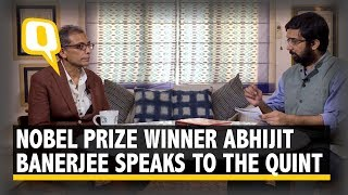 Corporate Tax Cut May Not Aid GDP: Abhijit Banerjee to The Quint   The Quint