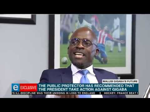 EXCLUSIVE INTERVIEW  : In conversation with Minister Malusi Gigaba