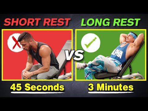 Why Short Rest Times Are Killing Your Muscle Gains