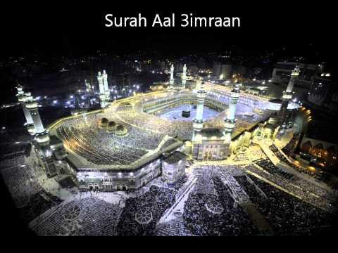 Surah Aal Imran 3 - fast - full