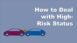Driving Without Insurance | How to Deal with High Risk Status