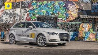 Audi A3 Sportback g-tron - Autotest