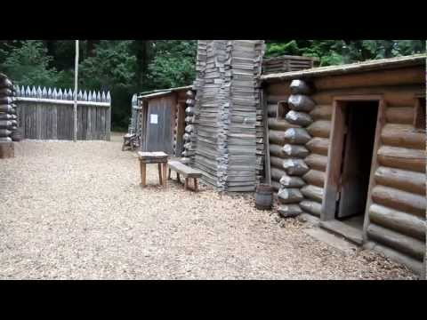 Fort Clatsop, Tour