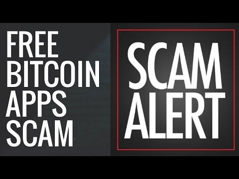 Free Bitcoin Apps Scam Alert