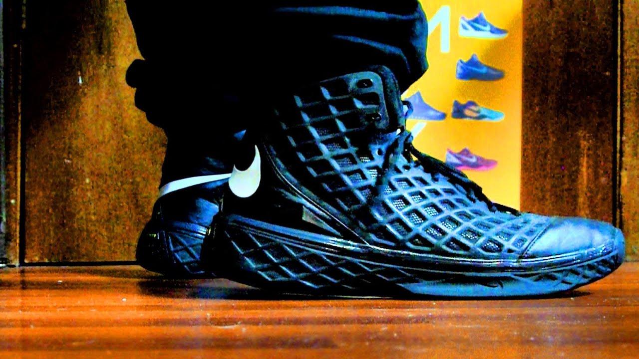 """Nike Zoom Kobe III (3) - """"Black Out"""" - YouTube"""