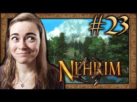 Lilia Plays Nehrim #23: Jenga Dungeon! | OBLIVION (English)
