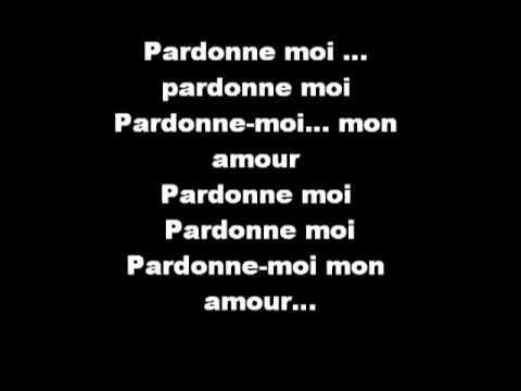 Ful G Pardonne Moi Mon Amour Lyrics Youtube