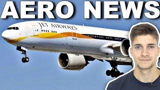 JET AIRWAYS ist PLEITE - und AIR INDIA kommt als nächstes! AeroNews