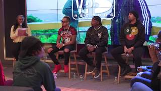 VP Records | Digital Trends In Music Panel: Social Media and A&R