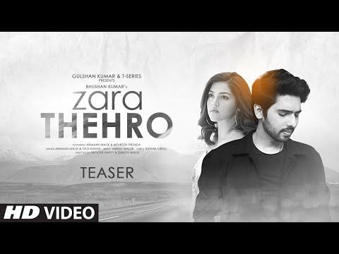 Song Teaser: Zara Thehro | Amaal Mallik, Armaan Malik, Tulsi Kumar | Bhushan Kumar |Releasing 8 JULY