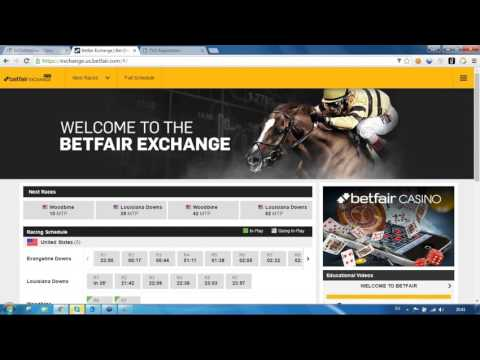Introduction to Exchange Wagering