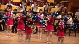 福山誠之館高校チアリーダー部@Chushikoku Cheerleader 2017 Spring