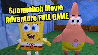 Spongebob Movie Roblox FULL GAME All Token
