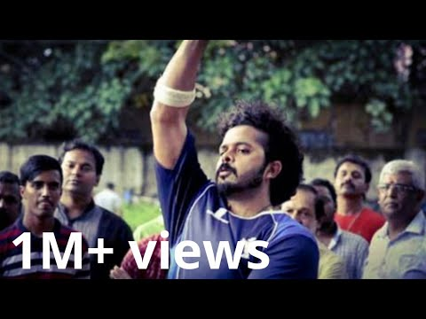 Sreesanth Back in Action After 4 years