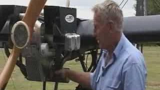 Bantam UL260i 4stroke injection microlight aircraft