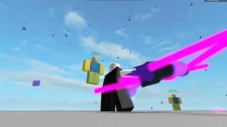 Roblox Script Showcase Episode#273/Powerfull Purple Electric Scythe